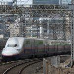 【Tokyo Train Story】新潟へ向けて上越新幹線が出発する