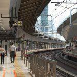 【Tokyo Train Story】一瞬の静寂が訪れた東京駅の新幹線ホーム