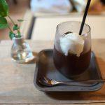 【カフェ】谷中のお気に入りカフェのkokonnでアイスコーヒーフロートを飲んでみた #地域ブログ