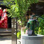 平成28年(2016年)10月8日(土)~10日(月)の3連休にTABICA主催で谷根千地域の井戸ポンプ発見ツアーが開催 とくとみが案内人をやります!