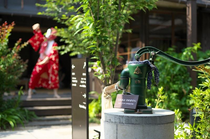 井戸ポンプ発見ツアー!~レトロな街・谷根千エリアを巡る~<街歩き>