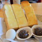 コメダ珈琲の塩尻広丘店でモーニング おぐらあんをトーストにつけて食べるのが一番のオススメ #地域ブログ