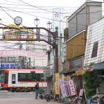 【Tokyo Train Story】商店街がある風景(都電荒川線)