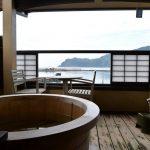 静岡県西伊豆町の「漁火の宿 大和丸」の露天風呂付き客室で誰にも邪魔されずに源泉かけ流しの温泉を楽しもう! #地域ブログ