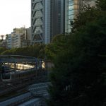 【Tokyo Train Story】中央線、ギラリ