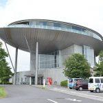 これはUFO?ユニークな建物のスカイテルメ渋川は温泉も食事もなかなかいい! #地域ブログ