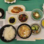 群馬県中之条町の沢渡温泉にある「まるほん旅館」の朝食を紹介! #地域ブログ