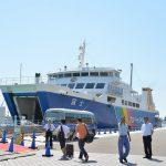 清水港から土肥港まで富士山と青い海を眺めながら駿河湾フェリーに乗船してみた #地域ブログ