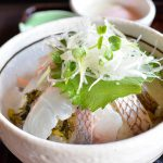 海鮮メニューが充実している静岡県西伊豆町堂ヶ島の漁師蔵レストラン魚季亭(ときてい)でタイのぶっかけ飯を食べてみた! #地域ブログ