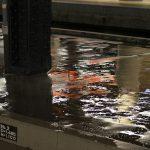 【Tokyo Train Story】雨の日の上野駅荷物用ホーム