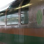 【Tokyo Train Story】雨に濡れたグリーン車(上野東京ライン)