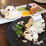 文京区湯島のサカノウエカフェでねこまつり開催期間中限定のネコをモチーフにしたメニューが無茶苦茶かわいい!10月2日(日)まで開催ですよ #地域ブログ