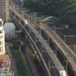 【Tokyo Train Story】北とぴあから上越新幹線を流し撮ってみる