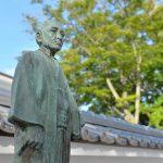 水戸黄門から徳川慶喜まで水戸にまつわる偉人像を撮り歩いてみた ~水戸路地裏散歩~ #地域ブログ