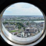 水戸の街中に突如として出現する謎の塔は水戸芸術館シンボルタワー!地上86.4mから偕楽園などを眺めてみよう! #地域ブログ
