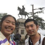 仙台城跡(青葉城)は緑豊かな山中にあり!伊達武将隊とも会えるよ! #地域ブログ