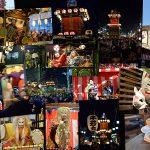 平成28年(2016年)の川越まつりの様子を写真39枚と動画3本でたっぷり紹介します!夜の曳っかわせの迫力と天狐の舞のかっこよさは必見ですよ! #地域ブログ #川越まつり #川越
