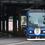 【Tokyo Train Story】王子のガード下を抜け出る都電荒川線8900形