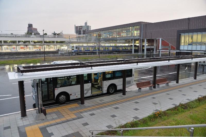 常磐線石岡駅から茨城空港へのバス