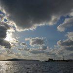 鉄道と渡船を駆使して博多湾の東側をぐるっと周ってみた!渡船からの眺めが絶景でしたよ(動画あり) #地域ブログ