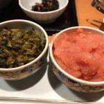 辛子明太子と高菜が食べ放題な「博多もつ鍋やまや」でランチを食べてきた!この圧倒的な明太子の存在感をぜひ味わって欲しい!