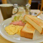 福岡の天神にあるサン・フカヤでモーニング トーストにははちみつレモンジャムをつけて食べるのがお勧め! #地域ブログ