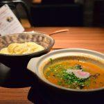 元祖博多めんたい重で明太子と麺が絶妙のコラボレーションをしている「めんたい煮こみつけ麺」を食べてみた! #地域ブログ