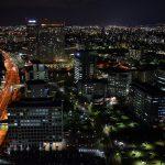 福岡タワーの展望室から福岡の夜景を一望してみた!タワー内はハートで溢れる恋人の聖地もありますよ #地域ブログ