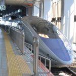 博多駅の新幹線ホームで500系、700系レールスター、800系などの東京では見ることができない新幹線の車両を撮影してみた!