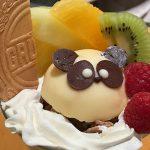 【カフェ】上野の風月堂パーラー本店でかわいいパンダパフェを食べよう! #地域ブログ