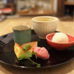 【カフェ】台東区谷中にあるお気に入りカフェのkokonnでデザートプレートを食べてみた! #地域ブログ