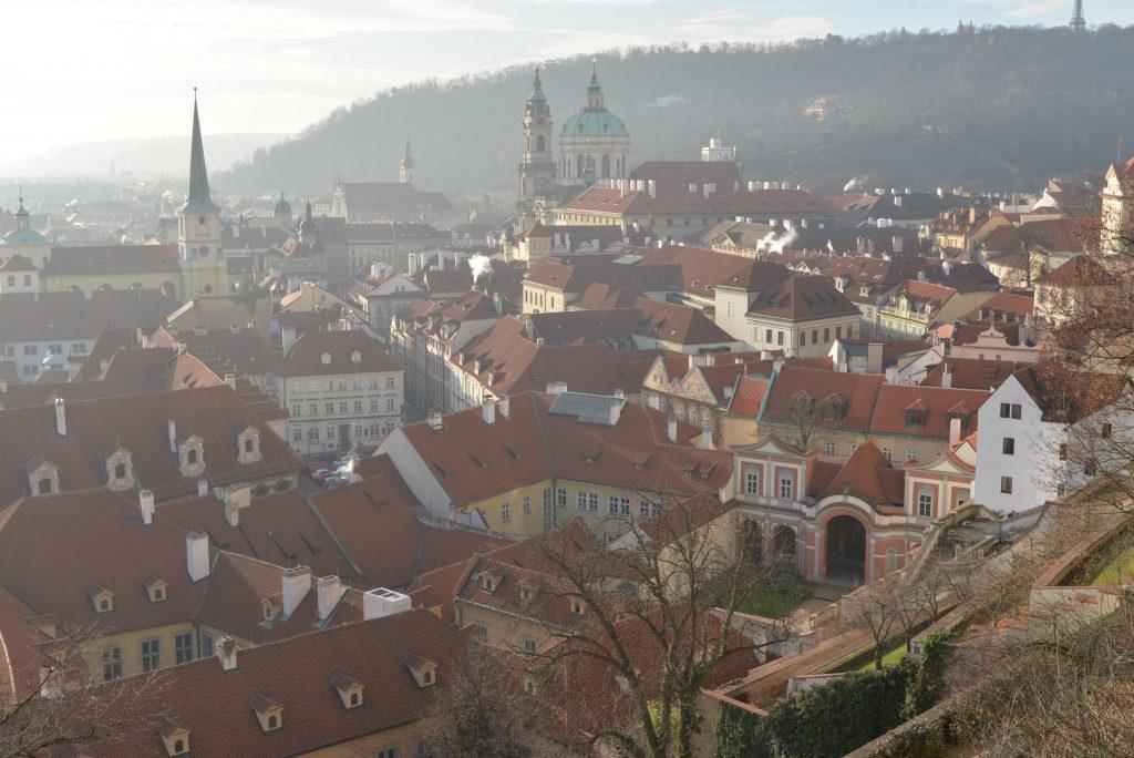 チェコのプラハ