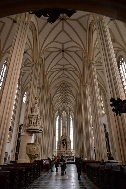 ブルノの教会