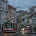チェコのブルノで急勾配の坂道を走る路面電車の撮影をしてみた! #visitCzech #link_cz #チェコへ行こう #brno #ブルノ