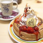 コメダ珈琲店の冬季限定商品「チョコノワール」とドリンクの「小豆小町シリーズ」が甘々で美味しかった!