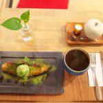 【カフェ】台東区谷中にある和の雰囲気のkokonnでバケットフレンチトーストを食べてみた #地域ブログ