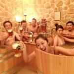 チェコのビール風呂は男女混浴で一緒にビールを飲むことができる!ビア・スパ・ベルナルド・プラハで至福の体験をしてきた #visitCzech #link_cz #チェコへ行こう