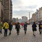 チェコのプルゼニュをガイドさんに案内されて散策してみた アドルフ・ロースの部屋や聖バルトロメオ教会などの見どころがいっぱい! #link_cz #visitCzech #チェコへ行こう