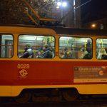プラハの夜の散策をしてnaměstí Míruのクリスマスマーケットを見学してみた #visitCzech #link_cz #チェコへ行こう #prague #プラハ