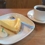 【カフェ】豊島区雑司が谷にあるyurucafeでシェフの手作りチーズケーキを食べてみた #地域ブログ
