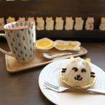 【カフェ】台東区谷中にあるカフェ猫衛門の白猫レアチーズケーキがかわいくて美味しい! #地域ブログ
