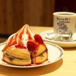 【カフェ】コメダ珈琲店で季節限定の小倉ノワールを食べてみた!この甘さは癖になりますよ