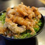 大分県別府市内にあるとよ常でランチタイムに1日限定10食のとり天丼を食べてきた! #地域ブログ