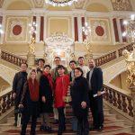 チェコのブルノにある1880年代に完成したマーヘン劇場内を見学して、「Kate and Devi」というオペラ鑑賞をしてきた! #visitCzech #link_cz #チェコへ行こう #brno #ブルノ