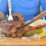 チェコのヴァルチツェにある町の小さなレストラン Valtická Rychtaでチェコ料理をたらふく食べてみた #visitCzech #link_cz #チェコへ行こう #valtice #ヴァルチツェ