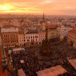 オロモウツの市庁舎塔は絶対に行くべし!そこからの絶景は一生忘れられない思い出になりました! #visitCzech #link_cz #チェコへ行こう #olomouc #オロモウツ
