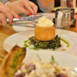 オロモウツにある居酒屋風レストランのHanácká hospodaでおしゃれなチェコ料理をたらふく食べてきた #visitCzech #link_cz #チェコへ行こう #olomouc #オロモウツ
