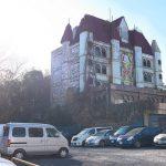 茨城県水戸市でレトロな建物、お城の廃墟、多角形の交番、狭い入口の喫茶店などを巡る水戸ディープ散歩をしてきた #地域ブログ