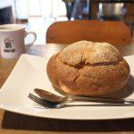 日光の世界遺産内にある古民家をリノベーションした本宮カフェででっかいパンの中に入ったクラムチャウダーを食べてきた #地域ブログ