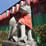 日本三大稲荷のひとつである茨城県笠間市にある笠間稲荷神社を参拝 たくさんのお稲荷さんを見比べてみるのが楽しいですよ #地域ブログ